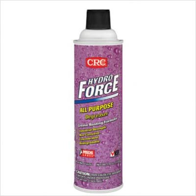 20 OZ. Aerosol Hydroforce all pur. cleaner/degreaser - Set of 12 by CRC