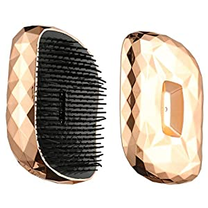 Beauté Secrets Detangling Hair Comb Brush, Detangler Hair Brush for Women Men & Kids Use in Wet and Dry Hair