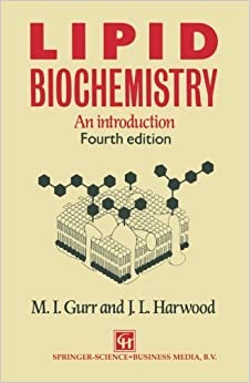 Book Lipid Biochemistry: An Introduction (International Perspectives on Adult) by J.L. Harwood (1991-02-28)