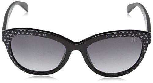 Sol W para de Shiny Black Gafas Pattern Gris Mujer Tous qt8Ewx
