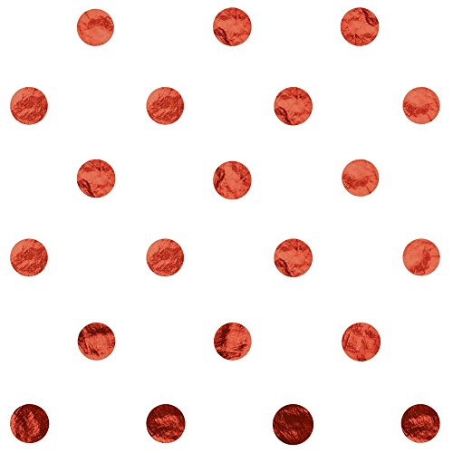 JAM Paper® Design Gift Tissue - Red Polka Dots - 20'' x 30'' - 200 Sheets by JAM Paper