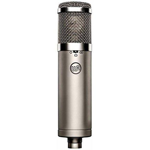 Condenser Diaphragm Microphone Tube Large - Warm Audio WA-47Jr Large-Diaphragm Condenser Microphone