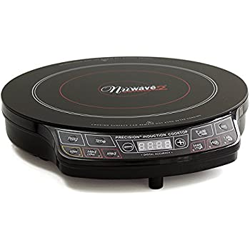 """Enjoy this Special Deal with NuWave PIC GOLD 1500 Watts- Induction Cooktop With Healthy Ceramic 9"""" Fry Pan"""