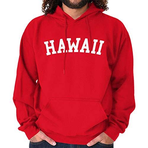Hawaii State Shirt Athletic Wear USA T Novelty Gift Ideas Fleece -