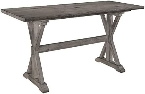 Homelegance Amsonia 30 x 72 Counter Height Table