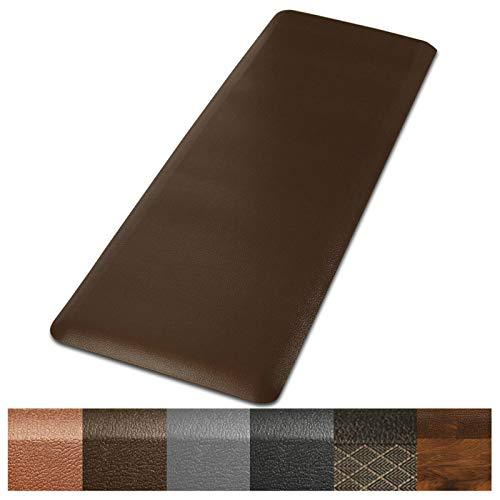 Gel Rug - Kitchen Mat | Anti Fatigue Mat, 3/8 Thick | Ergonomically Engineered, Non-Slip, Waterproof | 20