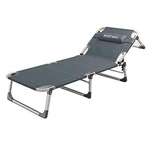 Cama plegable multifunción, cama individual para la siesta ...
