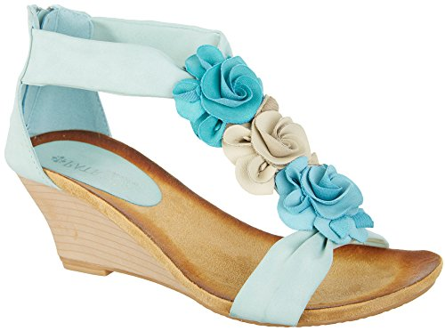 Aqua Sandals - PATRIZIA Women's Harlequin Sandals