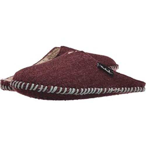 Scuff Women's Port Mule Felt Slipper Woolrich Mill qO60xx4