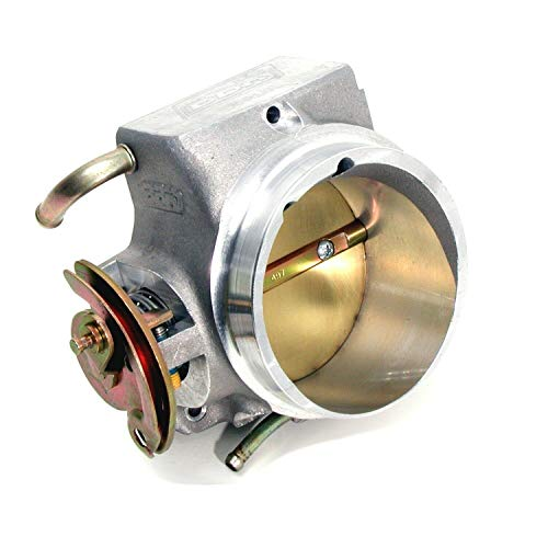 (BBK 17090 85mm Throttle Body - High Flow Power Plus Series for GM LS1 Camaro, Firebird, GTO GM Full Size 4.8L,5.3L, 6.0L)