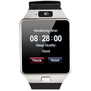 Amazon.com: DZ09 Smartwatch bluetooth camera built-in ...