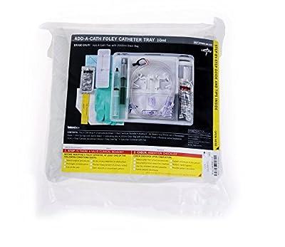 Medline Industries DYND160100 Add-A-Cath Erase Cauti Trays (Pack of 10)