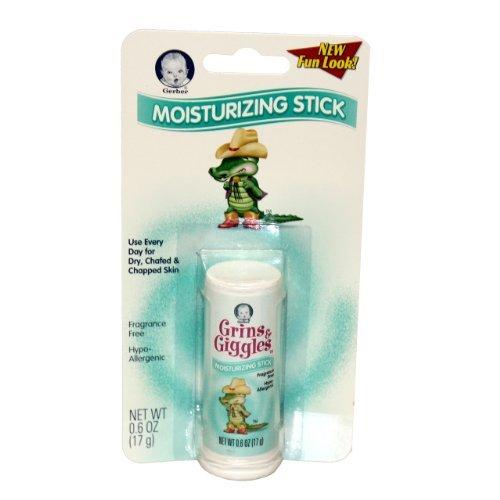 Gerber Grins Giggles Moisturizing Stick