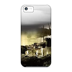 Randolphfashion2010 Design High Quality Contemplation Covers Cases With Excellent Style For Iphone 5c