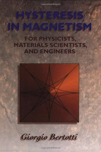 Hysteresis in Magnetism: For Physicists, Materials Scientists, and Engineers (Electromagnetism)