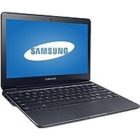 Samsung Chromebook Flagship High Performance 11.6 inch HD Laptop PC| Intel Celeron N3050 Dual-Core| 1.60 GHz| 2GB RAM| 16GB eMMC| Bluetooth| WIFI| Chrome OS (Black)