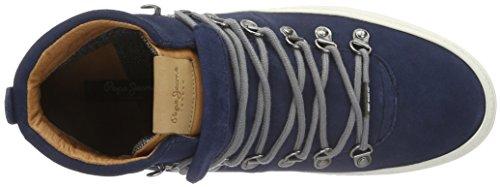 Jeans Blue da Pepe uomo Sneakers Blau 585 uomo basse Navy Stivale P0RtxqTw0
