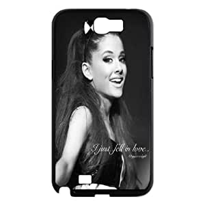 ZK-SXH - Ariana Grande Brand New Durable Cover Case Cover for Samsung Galaxy Note 2 N7100, Ariana Grande Cheap Cell Phone Case