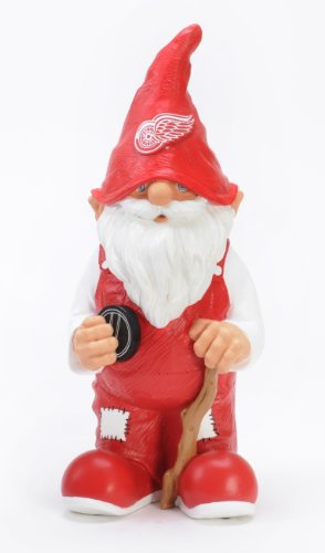 NHL Detroit Red Wings Team Gnome