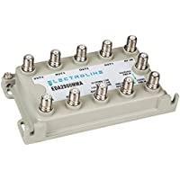Electroline EDA2900MMA 8-port RF/CATV Distribution Amplifier