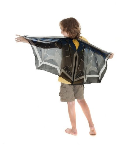 Bat W (Chiffon Bat Wings)