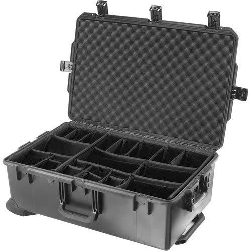 iM2950 Storm Trak Case with Padded Dividers (Black) [並行輸入品]   B07MGCTRLK