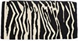 Tough-1 Zebra Print Saddle Blanket