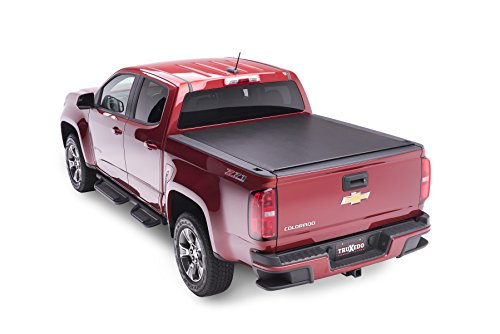 Truxedo 943301 Titanium Hard Roll-Up Tonneau Cover for GM Colorado/Canyon 6