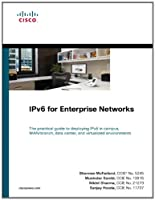 IPv6 for Enterprise Networks Front Cover
