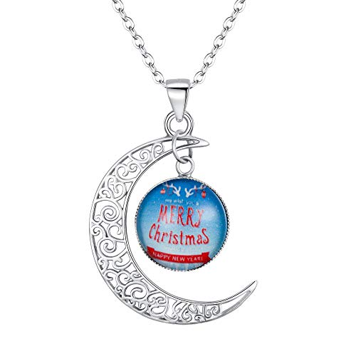 BriLove 925 Sterling Silver Necklace for Women