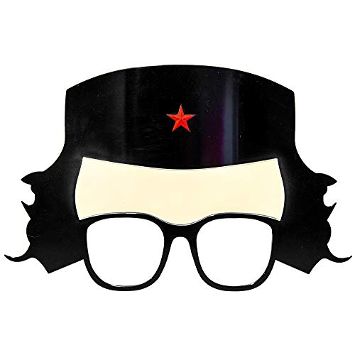 360 Party Lab Che Guevara Man Dress up Party Glasses -