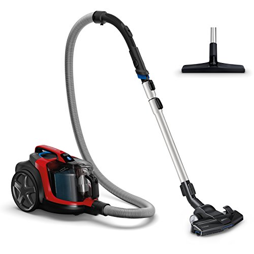 Philips FC9729/69 PowerPro Expert Bagless Vacuum Cleaner with Allergy...