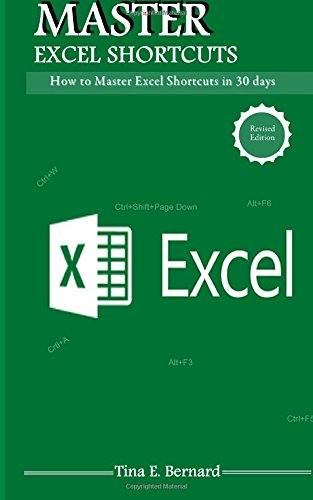 Search : Master Excel Shortcuts: How to Master Excel Shortcuts in 30 Days