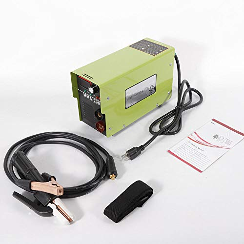 Handheld Mini MMA Electric Welder 110V 20-120A Inverter ARC Welding Machine Tool from TFCFL