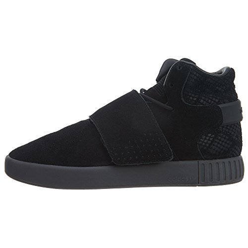 latest collections for sale adidas Originals Men's Tubular Invader Strap Shoes Core Black authentic online clearance fake discount low price 8l5qV