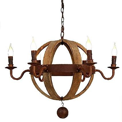 Amazon.com: Bagood American - Lámpara de techo con lámpara ...