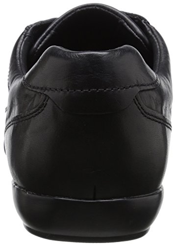 Uomo Black Efrem Oxford Stringate U Nero Geox A Basse Scarpe C9999 xzqn0FB0w