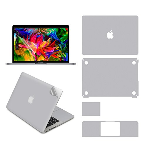 (LENTION Full Body Sticker for MacBook Pro (Retina, 13-inch, Late 2012 to Early 2015), A1425/A1502, Full-Cover Protective Vinyl Decal Skin (Top/Bottom / Touchpad/Palm Rest) + Screen Protector)