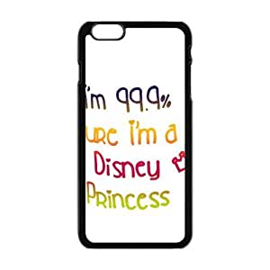 Disney Princess Hot Seller Stylish Hard Case For Iphone 6 Plus