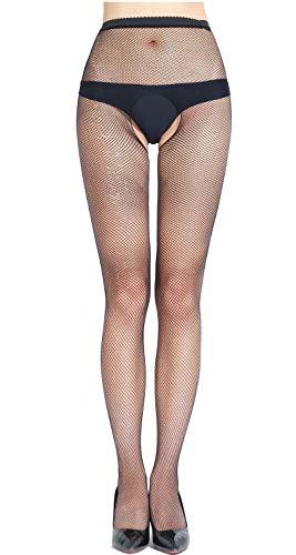 HO-Ersoka Damen Netz-Strumpfhose fishnet Suspender
