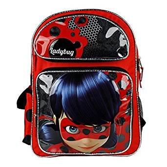 Nickelodeon Miraculous Ladybug 16u0026quot; School Backpack