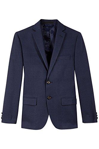 Ralph Lauren Boys' Jacket - 8 Regular - Navy