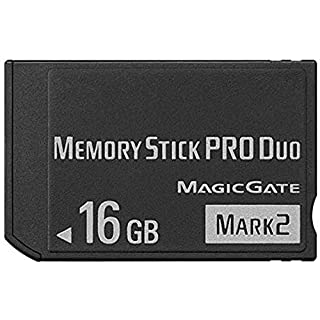 XINHAOXUAN High Speed 16GB Memory Stick Pro Duo (MARK2) for Sony PSP Accessories/Camera Memory Card
