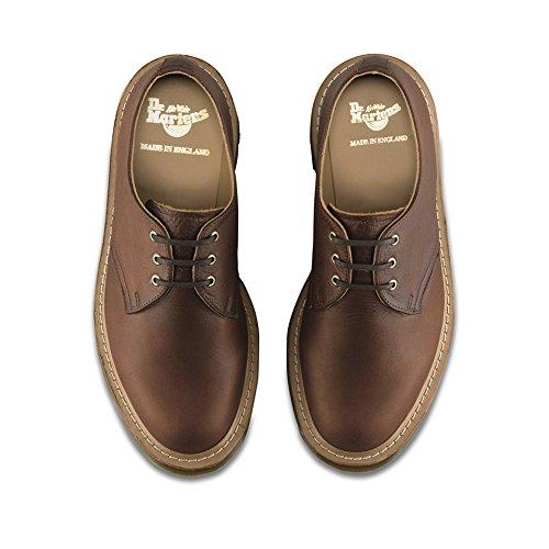 RP Brown Martens 1461 Brown Dr Shoes xpwTHZwqP