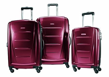 Samsonite Winfield 2 Spinner 3-Piece Luggage Set