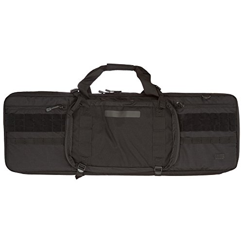 5.11 Tactical Double 36'' Rifle Case, Black, One Size