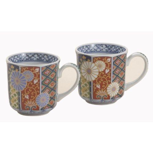 Ko imari Japanese Porcelain Pair Arita product image