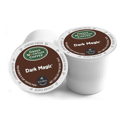Green Mountain Coffee Dark Bewitching Keurig Single-Serve K-Cup Pods, Dark Roast Coffee, 24 Count