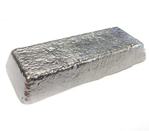 RotoMetals Lead Free Pewter - Alloy R98 Pewter Casting Ingot