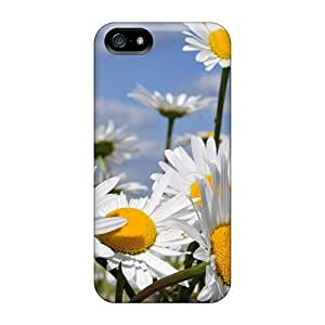 Hot Bwb7062eaBr Daisies Flower Cases Covers Compatible With Iphone 5/5s